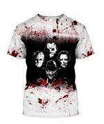 Alohazing 3D The Killer Queen Bleached Shirt