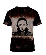 Alohazing 3D MM The Killer Bleached Tshirt