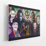 Alohazing 3D Halloween All Jokers Horror Custom Canvas
