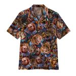 Alohazing 3D Chucky Hawaii Shirt