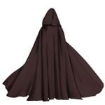 Alohazing 3D LOTR Pippin Hooded Cloak