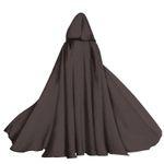 Alohazing 3D LOTR Merry Hooded Cloak