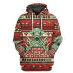Alohazing 3D Contra Ugly Pattern Tshirt Hoodie Apparel