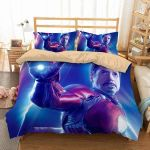 Avengers Infinity War Iron Man Duvet Cover Bedding Set