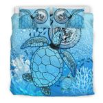 Hawaii Bedding Set - Ocean Life A7