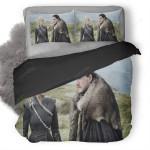 Game Of Thrones Season 7 Daenerys And Jon Snow Duvet Cover Bedding Set