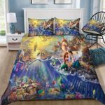 Disney Ariel #13 Duvet Cover Bedding Set