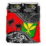 Hawaii Bedding Set Fall In The Wave K7