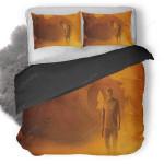 Blade Runner 2049 Man Abstract Poster Duvet Cover Bedding Set
