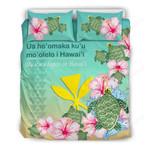 My Story Begins In Hawaii Bedding Set Kanaka Maoli K5