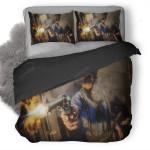 Red Dead Redemption Arthur Morgan #5 Duvet Cover Bedding Set