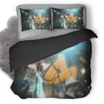 Tracer Overwatch Cosplay Bedding Set