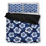Hibiscus Hawaii Bedding Set H4