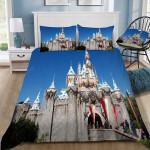Disney Castle #348 Duvet Cover Bedding Set