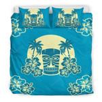 Tiki Hawaii Bedding Set - Bn