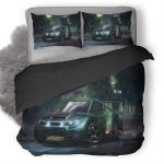 Rocket League #5 Duvet Cover Bedding Set