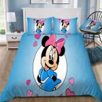 Disney Minnie #10 Duvet Cover Bedding Set