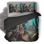 The Witcher 3 Wild Hunt #63 Duvet Cover Bedding Set