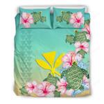 Hawaii Tropical Kanaka Maoli Bedding Set K5