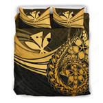 Hawaii Bedding Set Kanaka Maoli - Music Note Style Th5