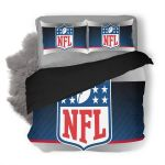 Nfl #18 Duvet Cover Bedding Set