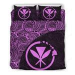 Hawaii Bedding Set, Kanaka Maoli Polynesian Duvet Cover And Pillow Case Th0