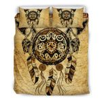 Hawaii Dreamcatcher Bedding Set, Turtle Duvet Cover And Pillow Case H1
