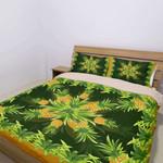 Hawaiian Tropical Bedding Set, Pineapple Duvet Cover Bn