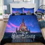 Disney Logo #27 Duvet Cover Bedding Set