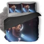 Lost In Space Judy Taylor Russell Duvet Cover Bedding Set