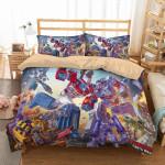 Transformers Earth Wars Duvet Cover Bedding Set