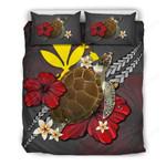 Hawaii Bedding Set - Gray Turtle A02