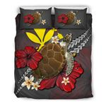 Hawaii Bedding Set - Gray Turtle A02
