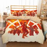 Solo A Star Wars Story #5 Duvet Cover Bedding Set