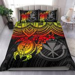 Polynesian Hawaii Bedding Set - Reggae Turtle - Bn1518