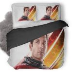 Paul Rudd As Antman In Ant Man And The Wasp Duvet Cover Bedding Set