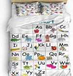 Alphabet Clt0111005t Bedding Sets