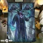 Skull Undertaker #0917-1 Bedding Set Cover