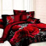 Red Rose Clg1010028b Bedding Sets