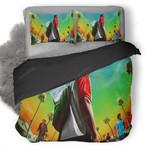 Snowfall Duvet Cover Bedding Set Ph1810