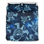 Turtle Hawaiian Bedding Set H5