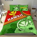 Hawaii Polynesian Bedding Set - Hawaii Kanaka Maoli - Bn1518