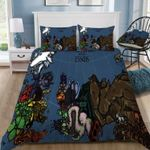 Game Of Thrones Map #6 Duvet Cover Bedding Set