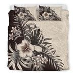Hawaii Bedding Set, Tropical Duvet Cover And Pillow Case A0