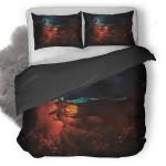 The Mermaid Lake Of The Dead #1 Duvet Cover Bedding Set