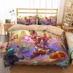 Hearthstone Heroes Of Warcraft #4 Duvet Cover Bedding Set