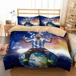 Lionel Messi #3 Duvet Cover Bedding Set