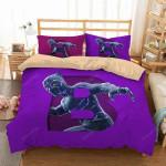 Black Panther #1 Duvet Cover Bedding Set