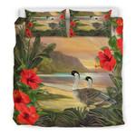 Nene Goose Hawaii Bedding Set J8