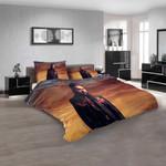 Famous Rapper Post Malone 3d Duvet Cover Bedding Sets